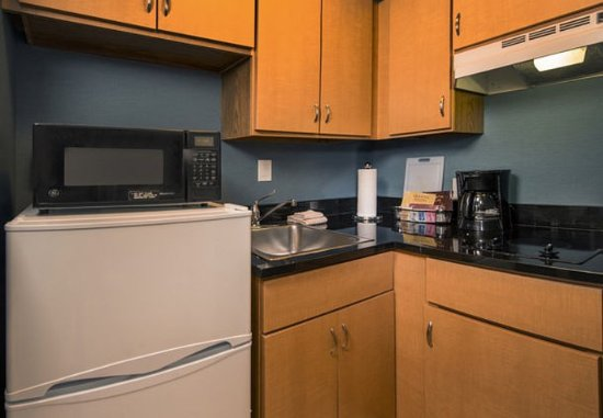 Bethesda, MD: Studio Suite Kitchen