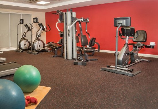 TownePlace Suites Clinton by Marriott at Joint Base Andrews: Fitness Center