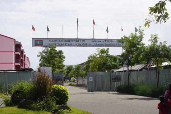 Kaafu-atollen: 中国資本が大きく入っている