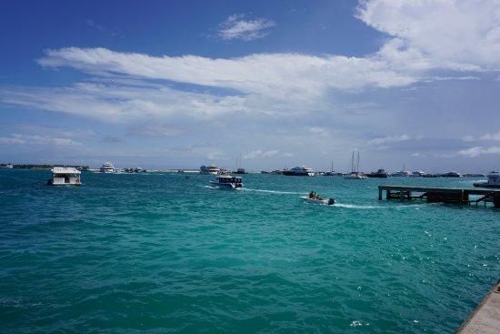 Atolón Kaafu: 海はきれい