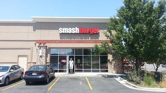 Draper, UT: Smashburger Store Front