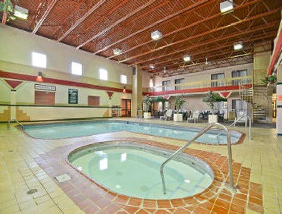 Pool Picture Of Ramada Fargo Fargo Tripadvisor