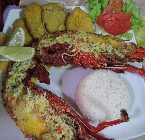 Restaurante Miconia: lobster
