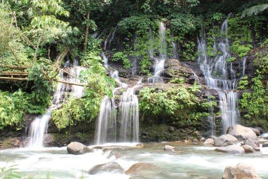 Bukidnon Province, Φιλιππίνες: Balisbisan Falls