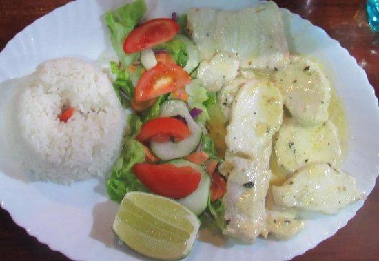 Puerto Baquerizo Moreno, Ecuador: fish