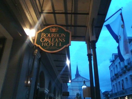 波旁奧爾良酒店張圖片