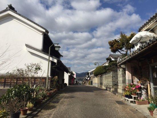 Udatsu Street