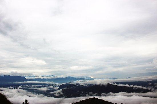 Kathmandu Valley, Νεπάλ: Las vistas desde lo alto de Namjung