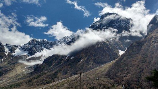 Kathmandu Valley, Nepal: View around Bhimtang