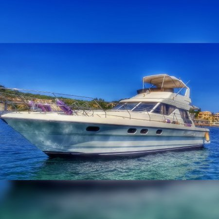 Kavos, Greece: Black Pearl Luxury Yatch Cruises