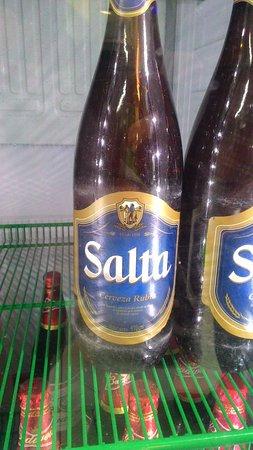 Sala de Cerveza Chelacabur: Cerveja!