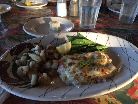 Edmonds, WA: nice view, good seafood