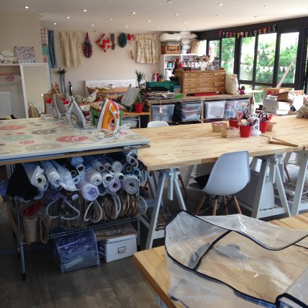 Ditchling, UK: Inside our new garden studio