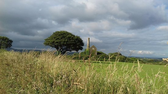 Polgooth, UK: Nearby countryside