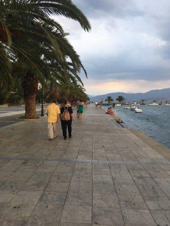 Nauplion Promenade 사진