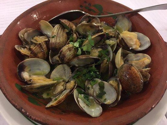 Restaurante Dois Arcos : Clams