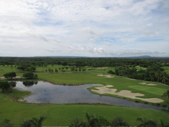 Queens Island Golf and Resort: The view from my room