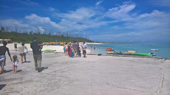 Minna Beach照片