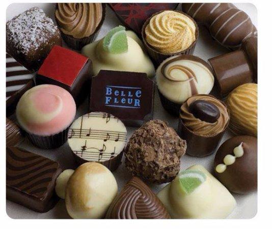 Belle Fleur Fine Chocolates