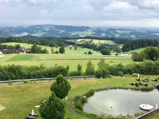 St. Stefan am Walde, Áustria: Hotel Aviva