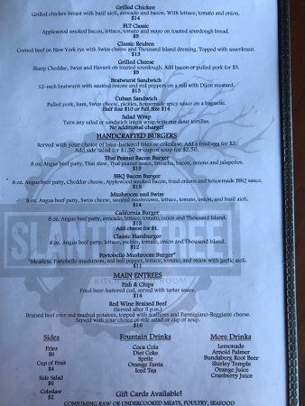 Fairfield, كاليفورنيا: Brunch, lunch, craft beers and desserts. It's all delicious at Slanted Tree Kitchen & Taproom.