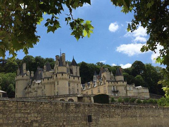 Rigny-Usse, França: Château d'Ussé