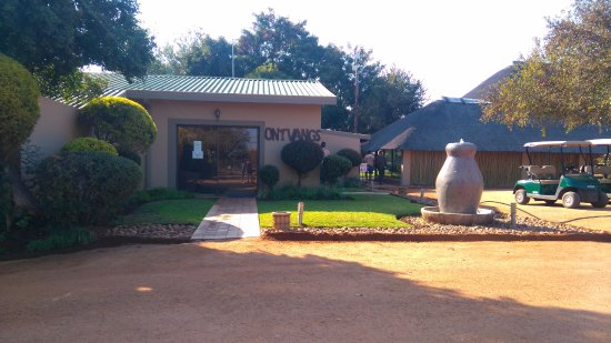 Brits, South Africa: Neat well kept facilities