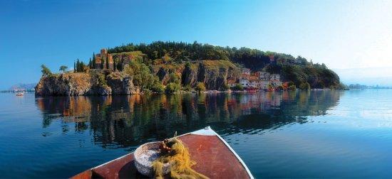 Mazedonien: Ohrid Kaneo