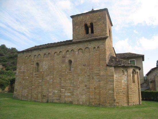 Santa Cruz De La Seros, Spain: San Caprasio