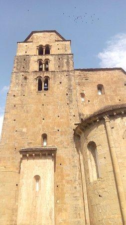 Santa Cruz De La Seros, Spain: Sta. María - Torre