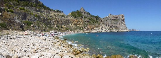 Benitachell, Spanien: Cala del Moraig