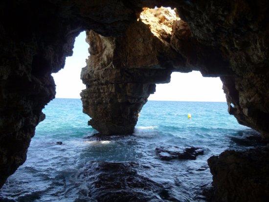 Benitachell, Spain: Cala del Moraig