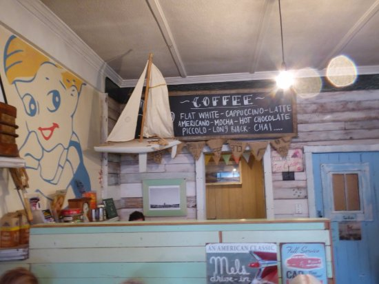 Federal Store: Quirky decor to catch the eye