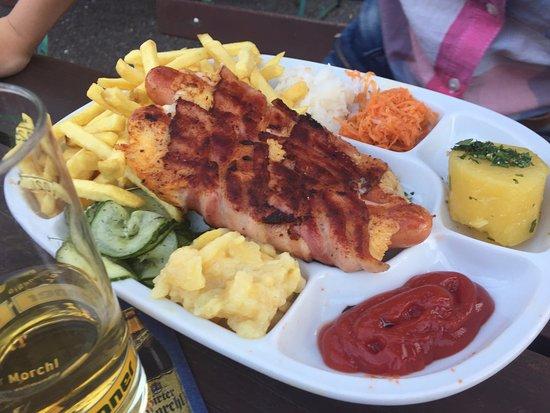 Ansfelden, Austria: Berner Würstel