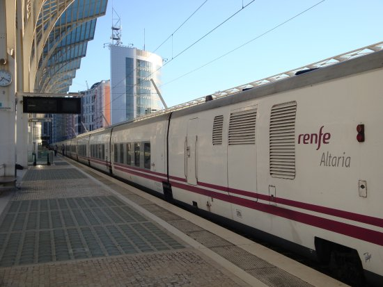Barcelona to Madrid by Train - Review of AVE Renfe High ...