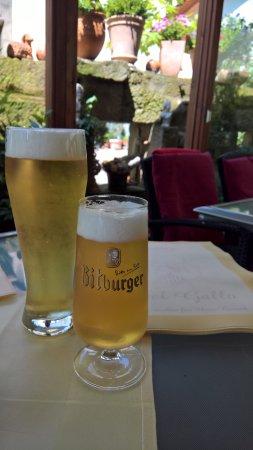 Ilsfeld, Alemania: leider nur Bitburger ...