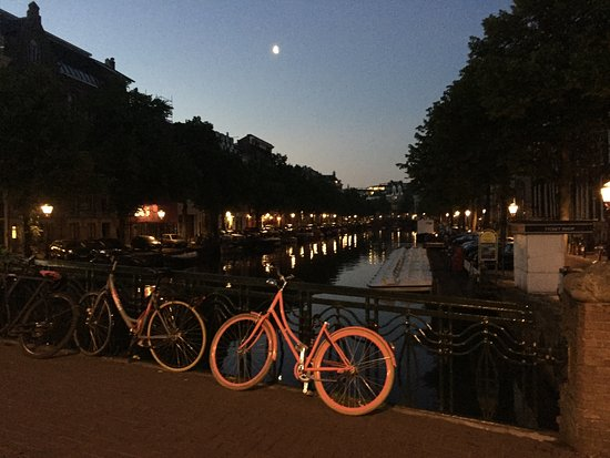 Emperor's Canal (Keizersgracht) Photo
