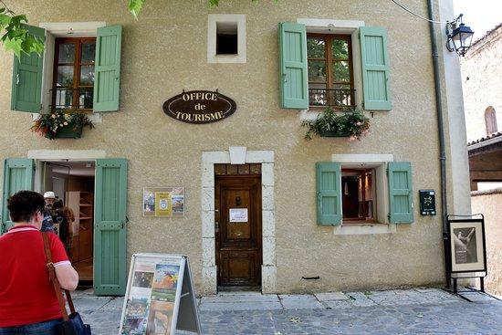 Moustiers Sainte-Marie, Fransa: Office de Tourisme de Moustiers-Sainte-Marie