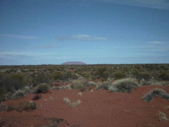 Red Centre, Australie : Ayers Rock