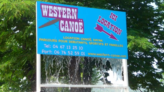 Western Canoe