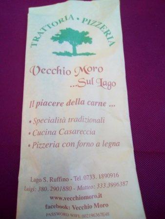 Monte san Martino, Italien: wifi sempre attivo