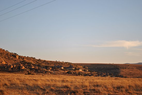Bethlehem, South Africa: The village