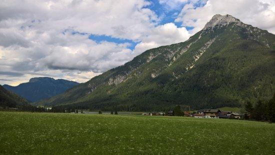 St. Ulrich am Pillersee, Østrig: Blick auf den Pillersee