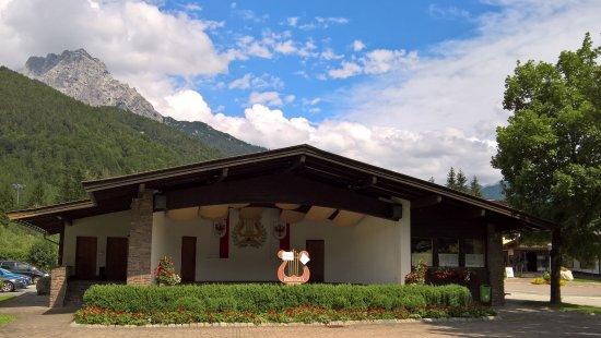 St. Ulrich am Pillersee, Østrig: Freislichtbühne