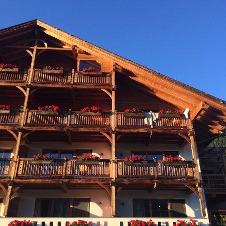 Luson, Ιταλία: Familyhotel Sonnwies