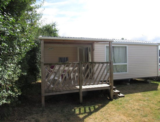 Asserac, France: Mobil-home