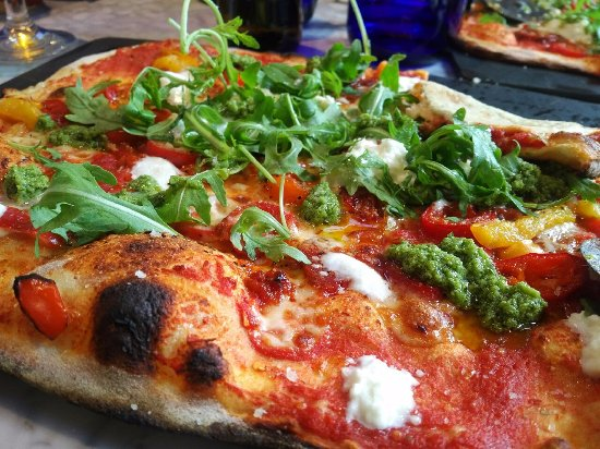 Not The Best Of These Italian Chain Restaurants Pizza Express