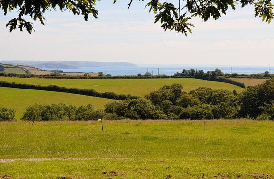 St Austell, UK: To the sea