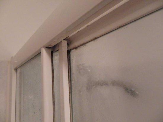 Carnoux-en-Provence, France: Moisissures et crasse dans tout l'appartement !