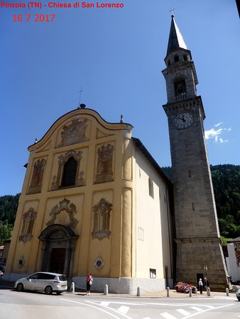 Pinzolo, Italie : esterno